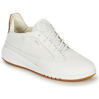 Obuća Žene  Niske tenisice Geox D AERANTIS Bijela