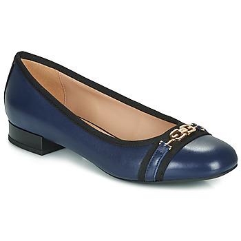 Obuća Žene  Balerinke i Mary Jane cipele Geox D WISTREY Crna