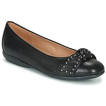 Obuća Žene  Balerinke i Mary Jane cipele Geox D ANNYTAH Crna