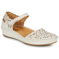 Obuća Žene  Balerinke i Mary Jane cipele Pikolinos P. VALLARTA 655 Bijela