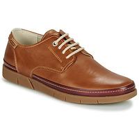 Obuća Muškarci  Derby cipele Pikolinos PALAMOS M0R Smeđa
