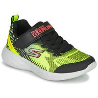 Obuća Dječak  Multisport Skechers GO RUN 600 BAXTUX Crna / Žuta