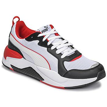 Obuća Muškarci  Niske tenisice Puma X-RAY Bijela / Crna / Red