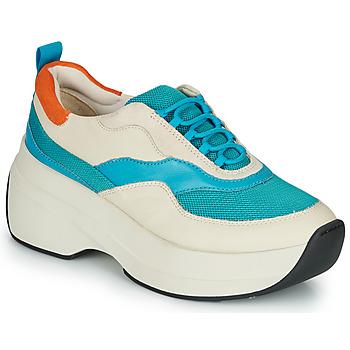 Obuća Žene  Niske tenisice Vagabond Shoemakers SPRINT 2.0 Bež / Blue