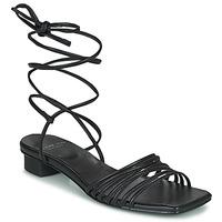 Obuća Žene  Sandale i polusandale Vagabond Shoemakers ANNI Crna