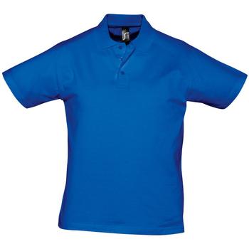 Odjeća Muškarci  Polo majice kratkih rukava Sols PRESCOTT CASUAL DAY Azul