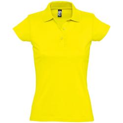 Odjeća Žene  Polo majice kratkih rukava Sols PRESCOTT CASUAL DAY Amarillo