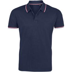 Odjeća Muškarci  Polo majice kratkih rukava Sols PRESTIGE MODERN MEN Azul