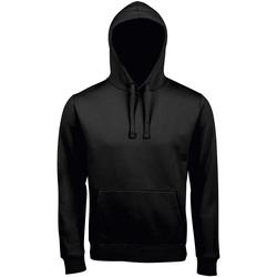 Odjeća Žene  Sportske majice Sols SPENCER KANGAROO WOMEN Negro
