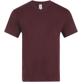 Odjeća Muškarci  Majice kratkih rukava Sols VICTORY COLORS Violeta