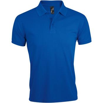Odjeća Muškarci  Polo majice kratkih rukava Sols PRIME ELEGANT MEN Azul
