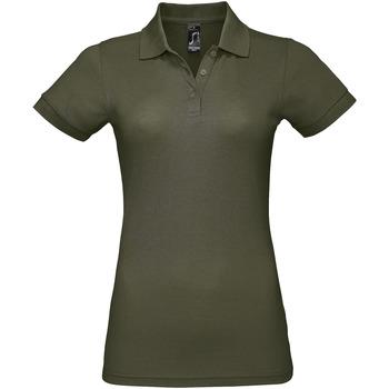 Odjeća Žene  Polo majice kratkih rukava Sols PRIME ELEGANT WOMEN Verde