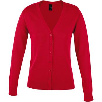 Odjeća Žene  Veste i kardigani Sols GOLDEN ELEGANT WOMEN Rojo