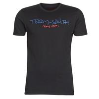 Odjeća Muškarci  Majice kratkih rukava Teddy Smith TICLASS Crna