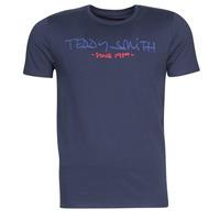 Odjeća Muškarci  Majice kratkih rukava Teddy Smith TICLASS Blue