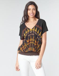 Odjeća Žene  Topovi i bluze Desigual NAPOLES Multicolour