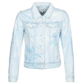 Odjeća Žene  Traper jakne Desigual WHAII Blue