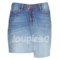 Odjeća Žene  Suknje Desigual LOG Blue