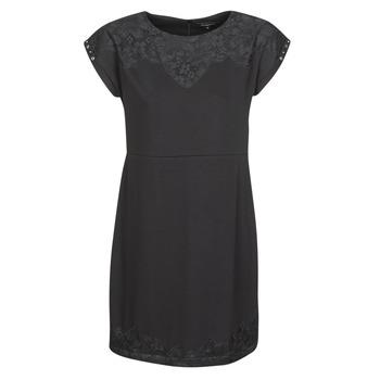 Odjeća Žene  Kratke haljine Desigual BANQUET Crna