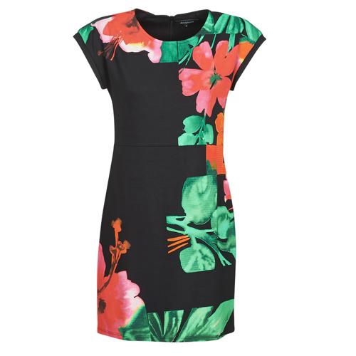 Odjeća Žene  Kratke haljine Desigual PACIFIC OCEAN Multicolour