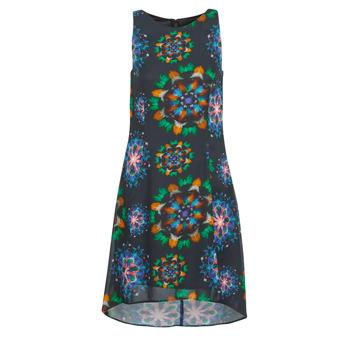 Odjeća Žene  Kratke haljine Desigual CLAIR Multicolour