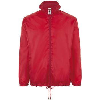Odjeća Vjetrovke Sols SHIFT HIDRO SPORT Rojo