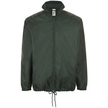 Odjeća Vjetrovke Sols SHIFT HIDRO SPORT Verde
