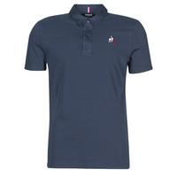 Odjeća Muškarci  Polo majice kratkih rukava Le Coq Sportif ESS POLO SS N°2 M Blue