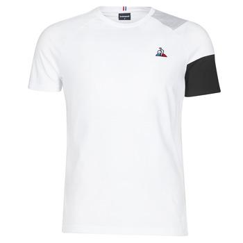 Odjeća Muškarci  Majice kratkih rukava Le Coq Sportif ESS Tee SS N°10 M Crna / Siva