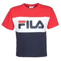 Odjeća Žene  Majice kratkih rukava Fila ALLISON Red / Bijela