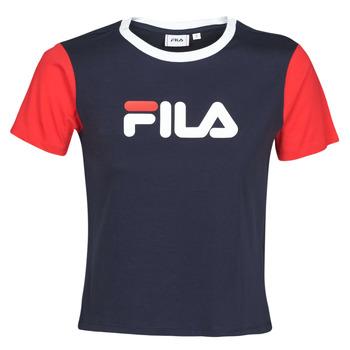 Odjeća Žene  Majice kratkih rukava Fila SALOME Red