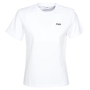 Odjeća Žene  Majice kratkih rukava Fila EARA Bijela