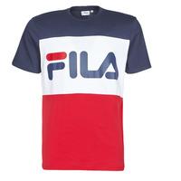 Odjeća Muškarci  Majice kratkih rukava Fila DAY Red / Bijela