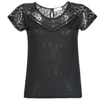 Odjeća Žene  Majice kratkih rukava Deeluxe CLEA Crna