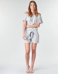 Odjeća Žene  Kombinezoni i tregerice Deeluxe FAYME Bijela / Blue