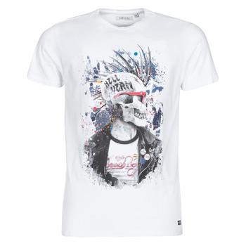 Odjeća Muškarci  Majice kratkih rukava Deeluxe ENFIELDON Bijela