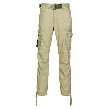 Odjeća Muškarci  Cargo hlače Deeluxe TROPERY Kaki