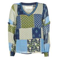 Odjeća Žene  Topovi i bluze Cream CLODIE Blue