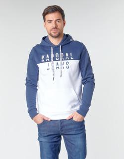 Odjeća Muškarci  Sportske majice Kaporal TOSCA Bijela / Blue