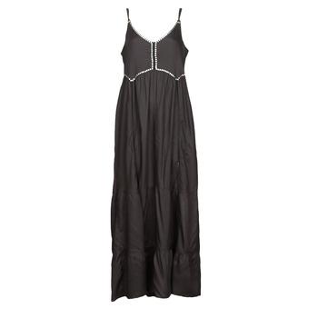Odjeća Žene  Duge haljine Kaporal ANGEL Crna
