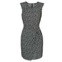 Odjeća Žene  Kratke haljine Ikks BQ30045-03 Crna