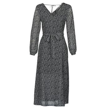 Odjeća Žene  Duge haljine Ikks BQ30085-03 Crna
