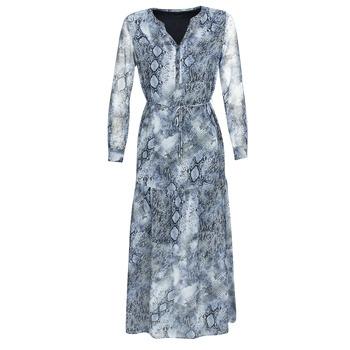 Odjeća Žene  Duge haljine Ikks BQ30285-45 Blue