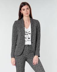 Odjeća Žene  Jakne i sakoi Ikks BQ40025-03 Crna