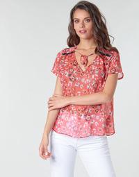 Odjeća Žene  Topovi i bluze Ikks BQ11145-37 Narančasta