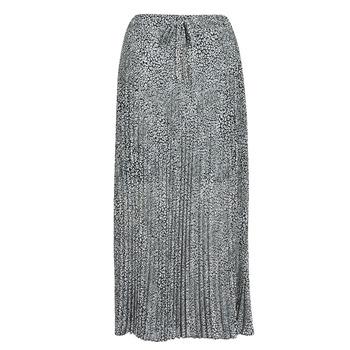 Odjeća Žene  Suknje Ikks BQ27075-30 Crna / Bijela