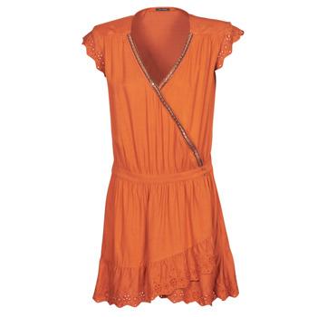 Odjeća Žene  Kratke haljine Ikks BQ30155-75 Narančasta