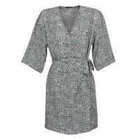 Odjeća Žene  Kratke haljine Ikks BQ30415-03 Crna / Bijela