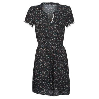 Odjeća Žene  Kratke haljine One Step ROSA Crna