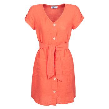 Odjeća Žene  Kratke haljine One Step RONIN Narančasta
